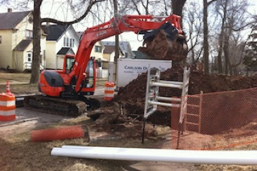 Pipe Lining & Excavation
